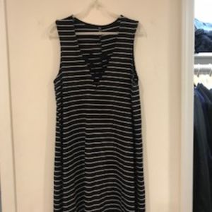 Cotton On Lace Up Tank Dress
